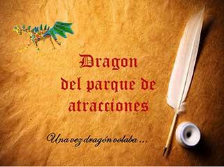 Cuento dragon del parque