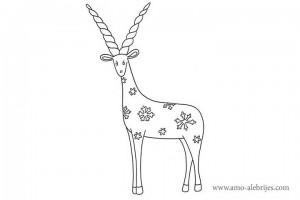 dibujos para dibujar carba nieve