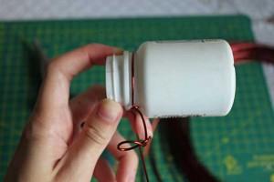 como hacer un alebrije de papel rinoceronte paso 2