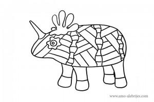 dibujos-para-colorear-rinoceronte