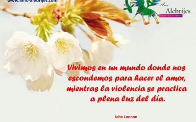 Frases celebres – John Lennon -1|Amo Alebrijes