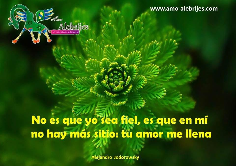 Frases celebres – Alejandro Jodorowsky -7|Amo Alebrijes