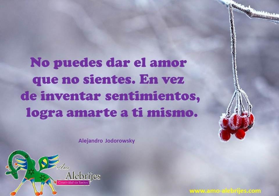 Frases celebres – Alejandro Jodorowsky -3|Amo Alebrijes