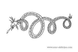 dibujos para dibujar alebrije vibora