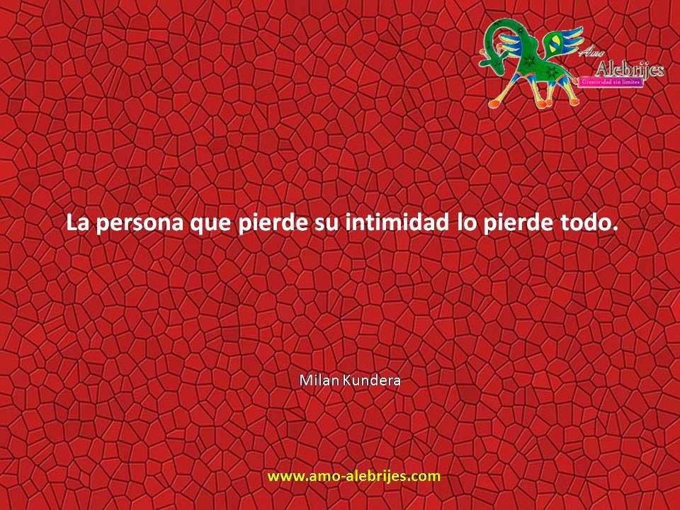 Frases celebres Milan Kundera 4