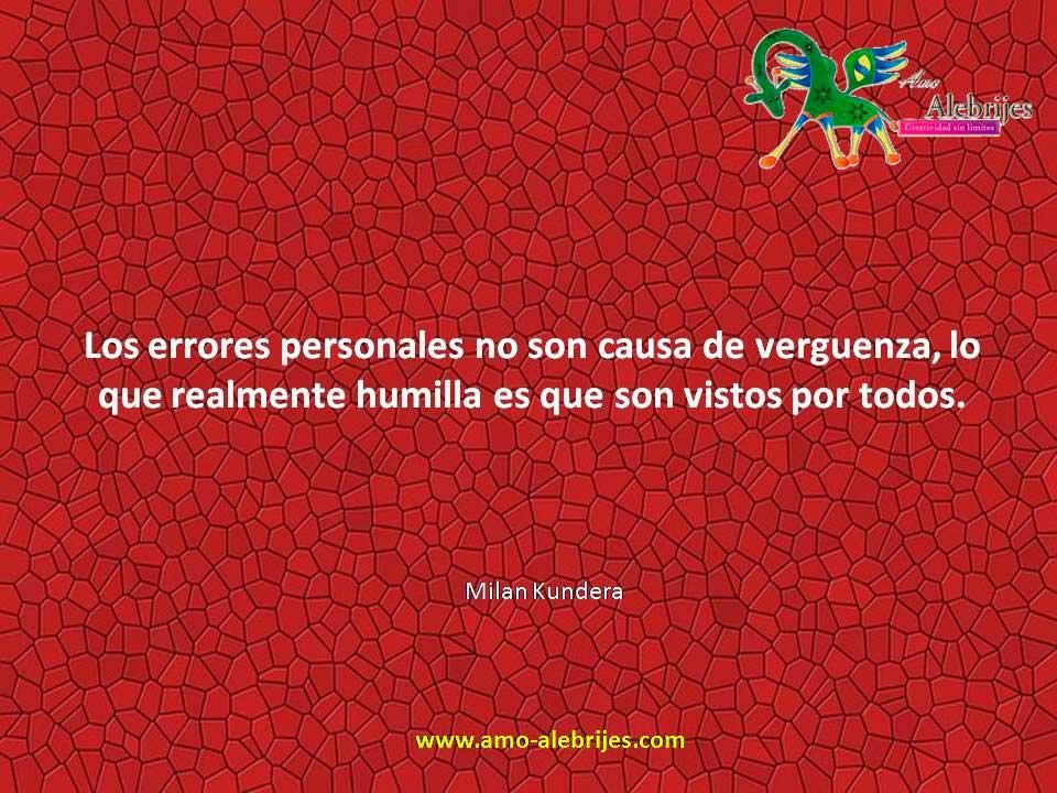 Frases celebres Milan Kundera 6