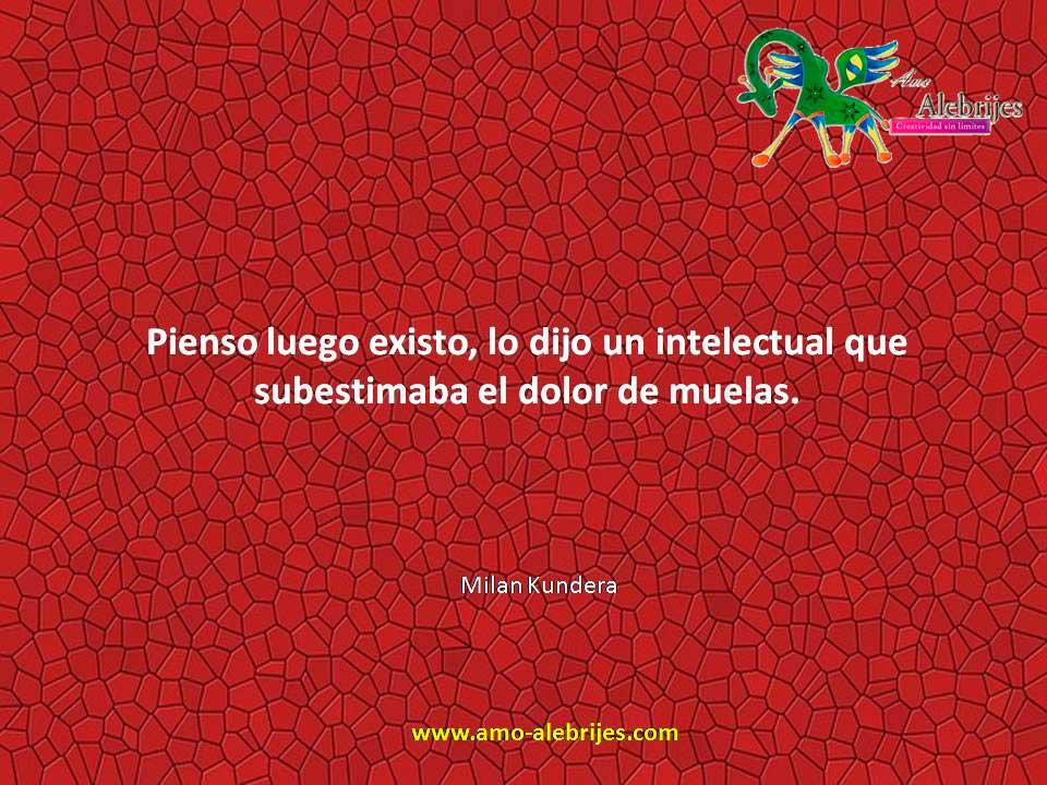 Frases celebres Milan Kundera 7