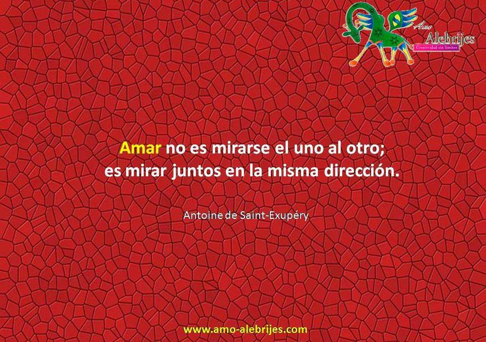 Frases celebres Antoine de Saint-Exupery 1