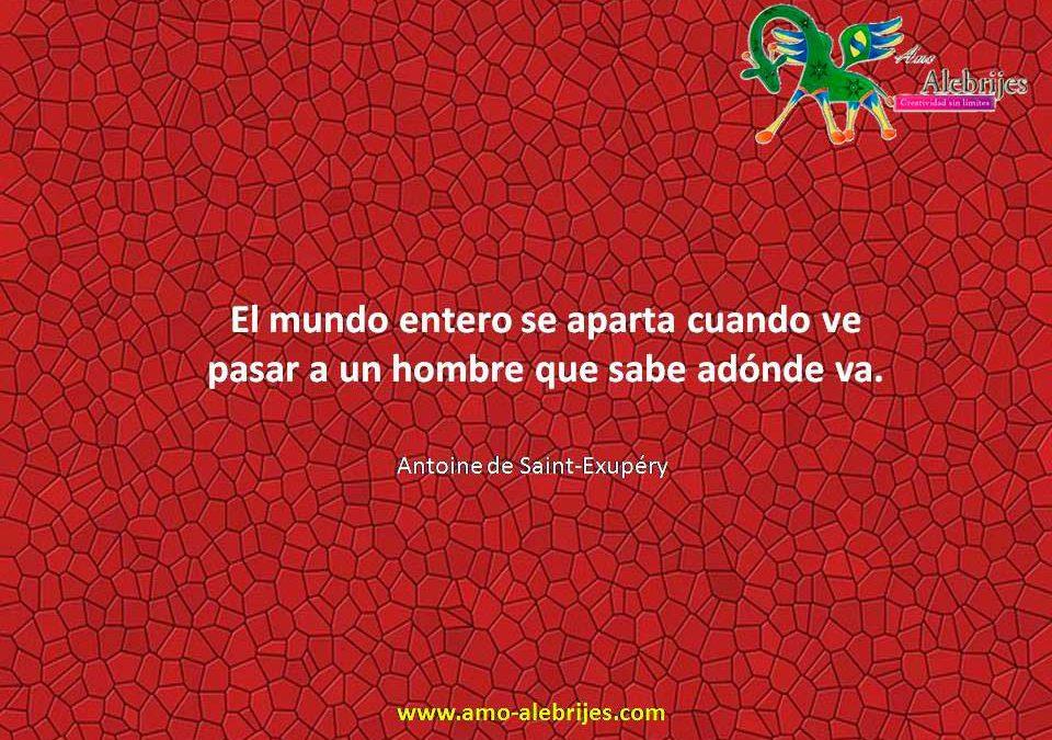 Frases celebres Antoine de Saint-Exupery 3