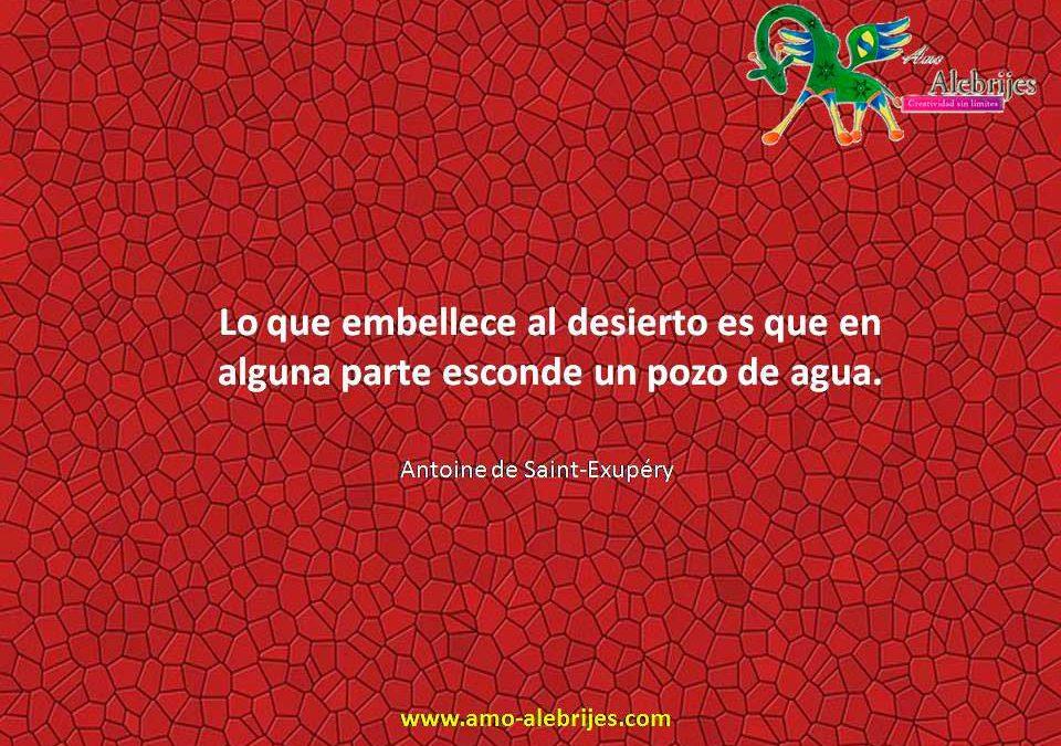 Frases celebres Antoine de Saint-Exupery 4