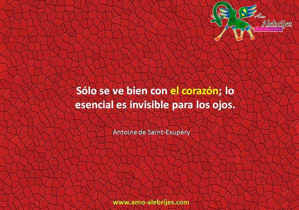 Frases celebres Antoine de Saint-Exupery 5