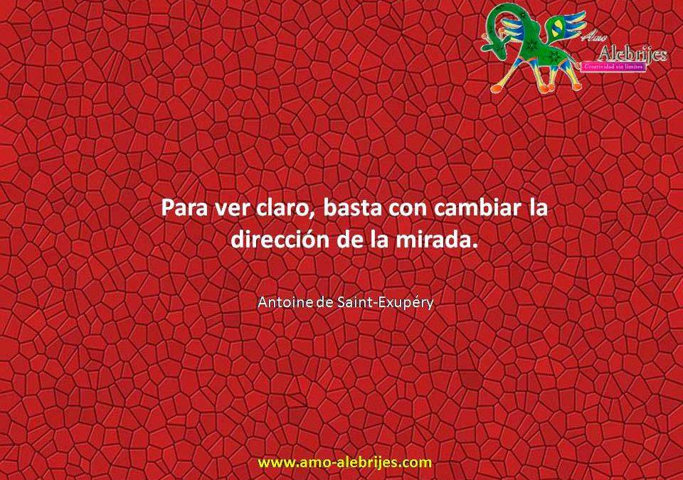 Frases celebres Antoine de Saint-Exupery 6