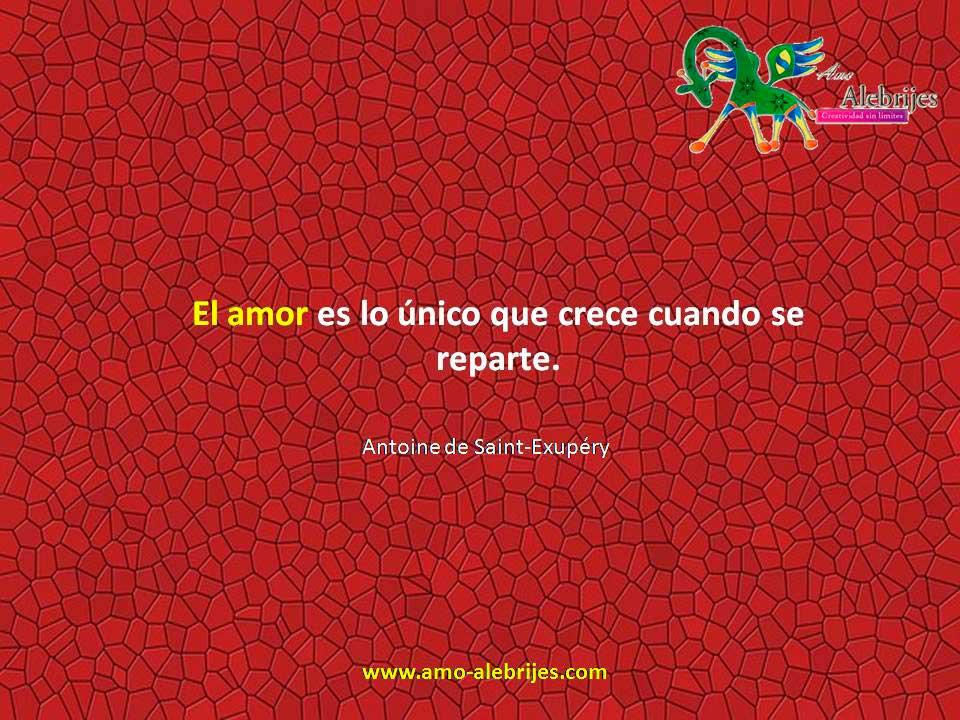 Frases celebres Antoine de Saint-Exupery 10