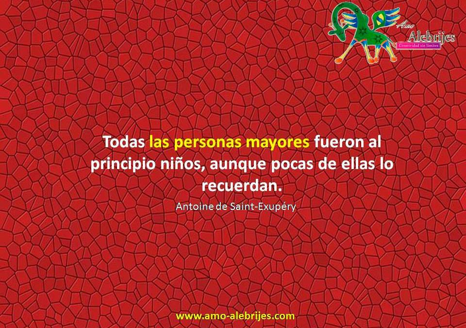 Frases celebres Antoine de Saint-Exupery 12