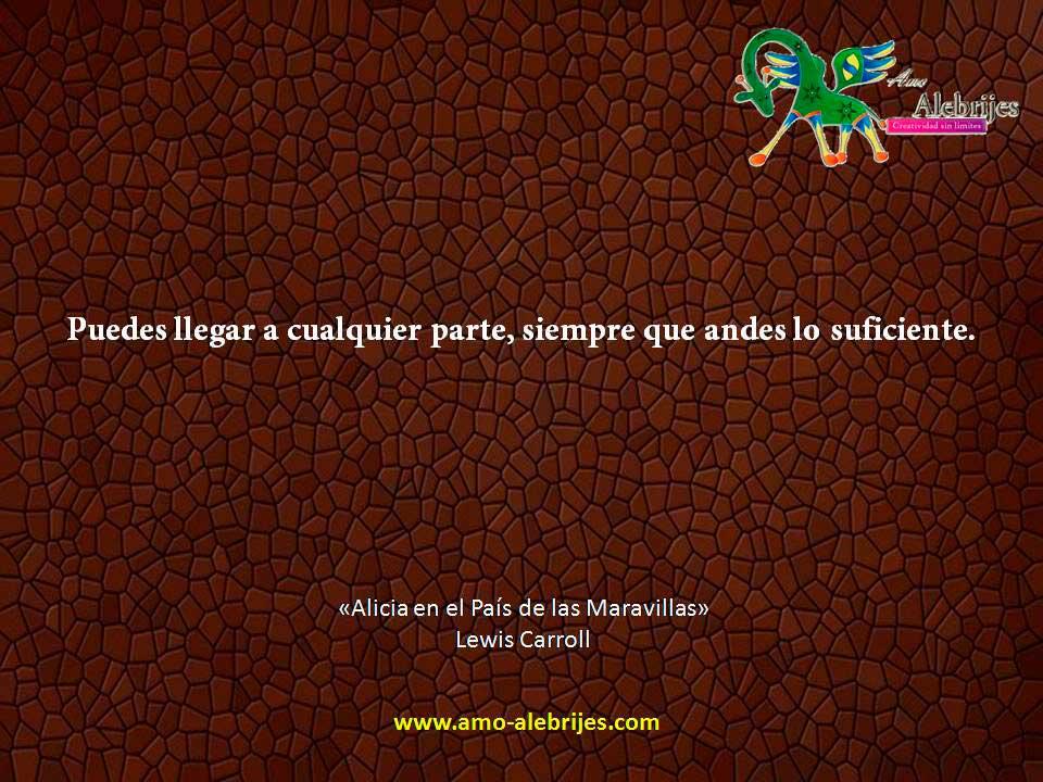 Frases celebres Lewis Carroll 5