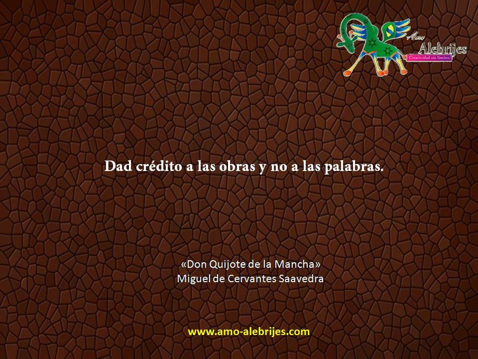 Frases celebres Cervantes Saavedra 2