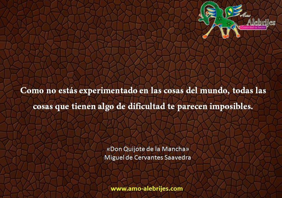 Frases celebres Cervantes Saavedra 7