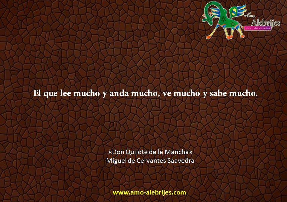 Frases celebres Cervantes Saavedra 9