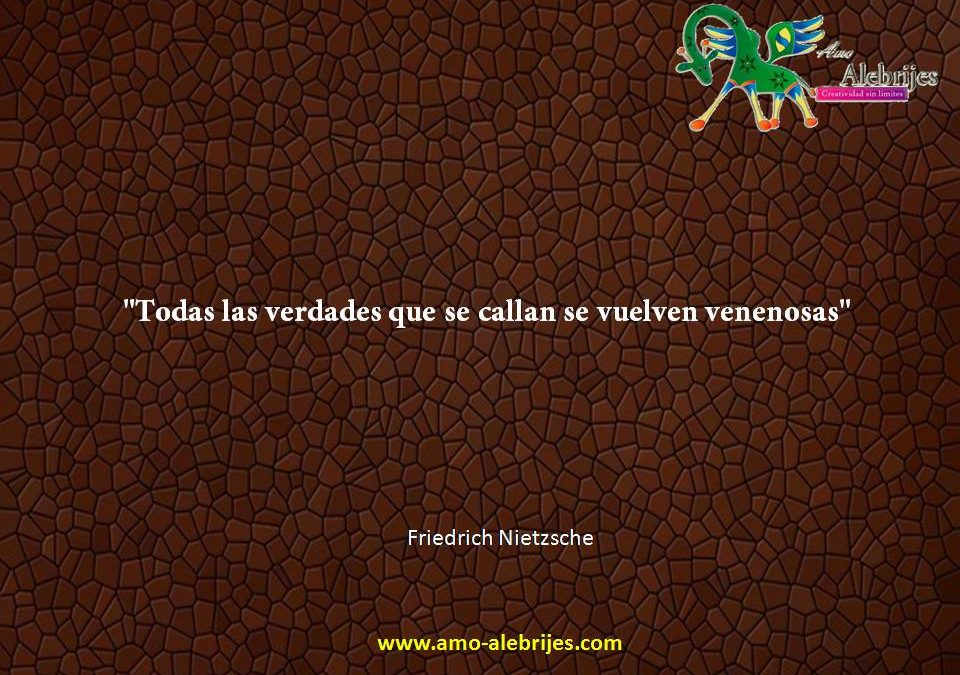 Frases celebres Friedrich Nietzsche 16