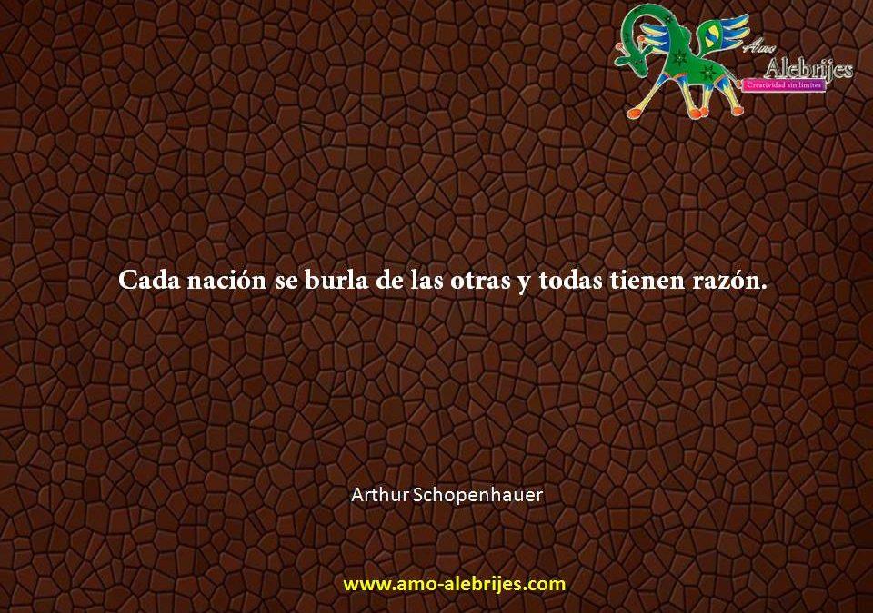 Frases celebres Arthur Schopenhauer 15