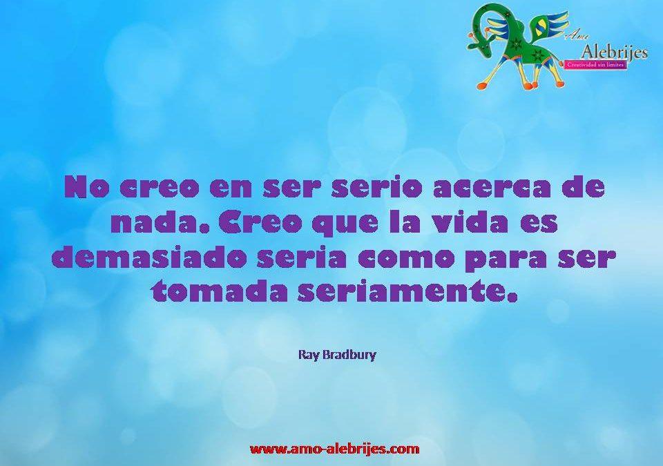 Frases celebres Ray Bradbury 5