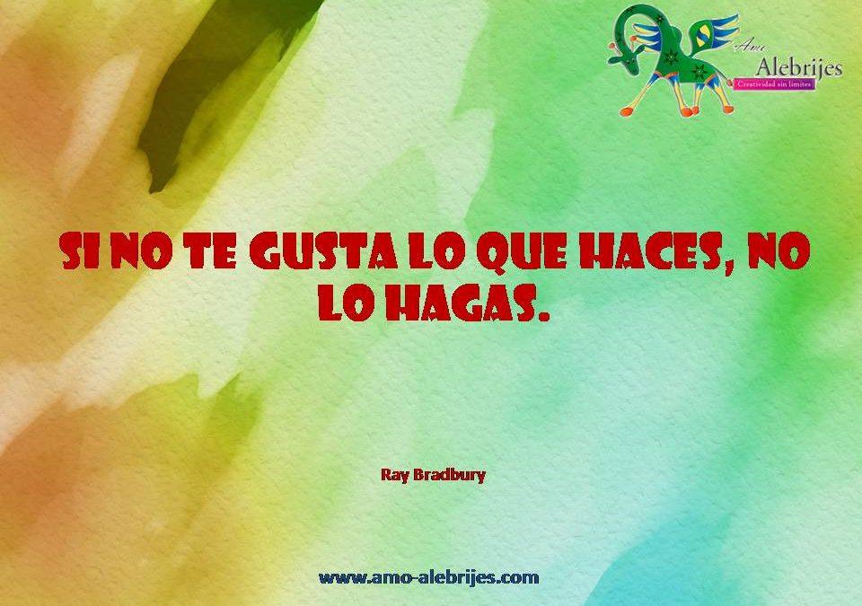 Frases celebres Ray Bradbury 16