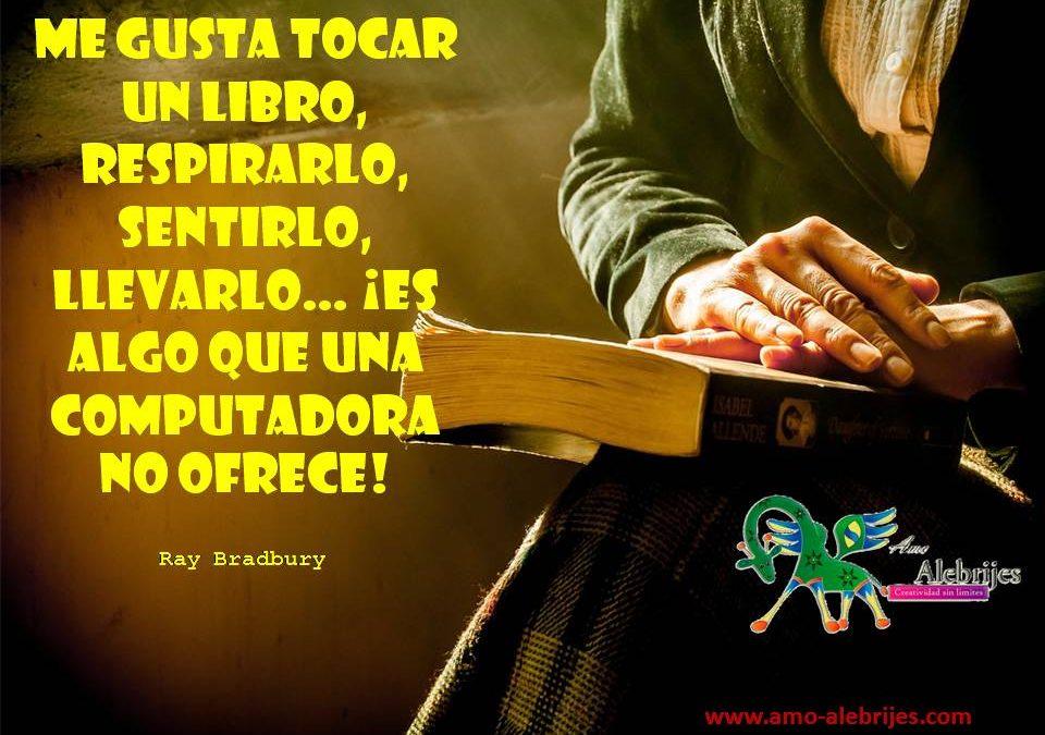 Frases celebres Ray Bradbury 19