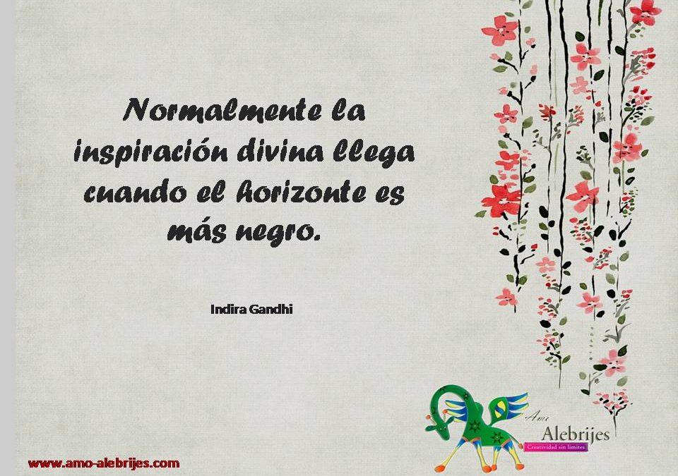 Frases celebres Indira Gandhi 2