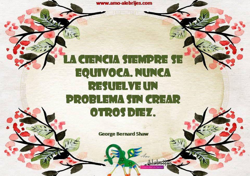Frases celebres George Bernard Shaw 12