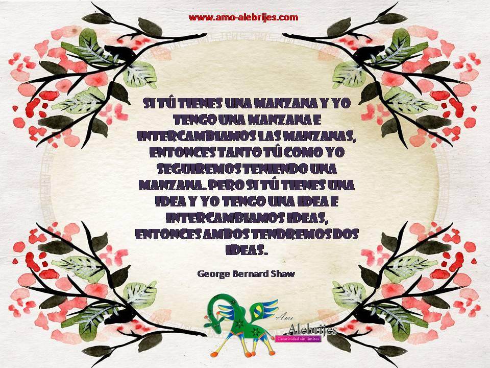 Frases celebres George Bernard Shaw 16