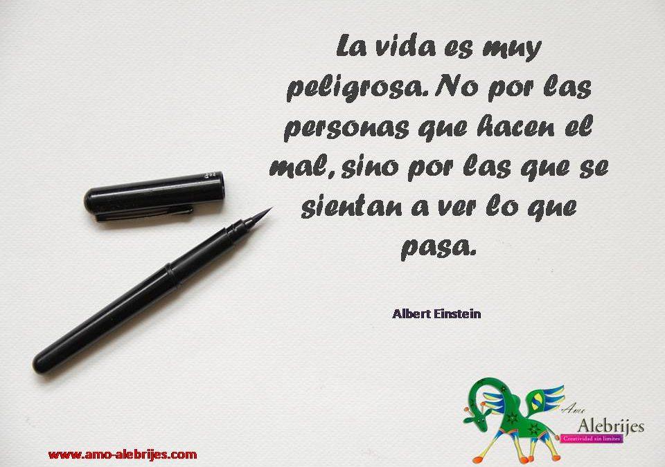 Frases celebres Albert Einstein 2