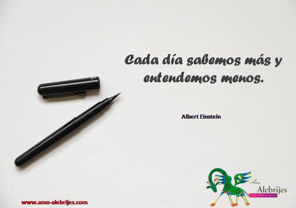 Frases celebres Albert Einstein 9