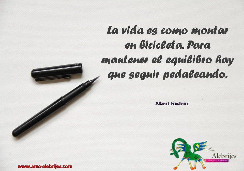 Frases celebres Albert Einstein 12