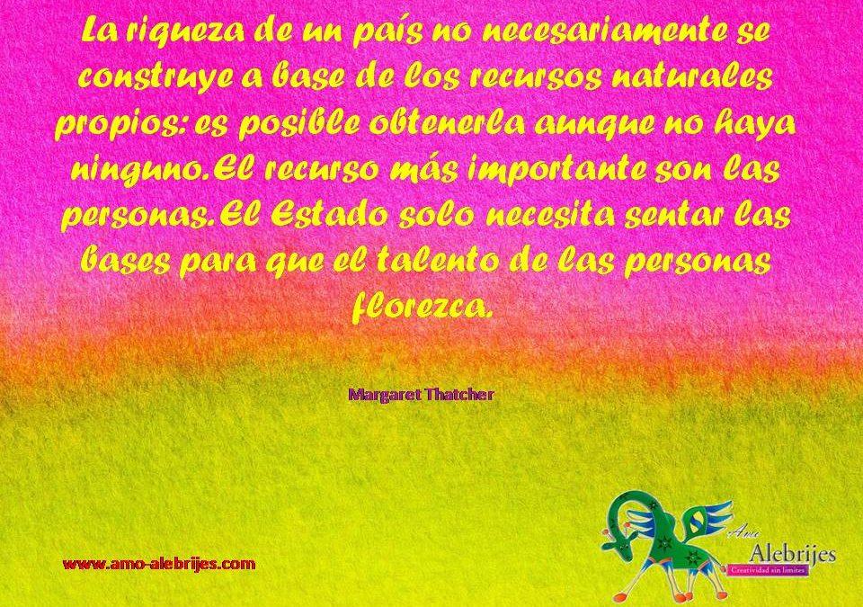 Frases celebres Margaret Thatcher 10
