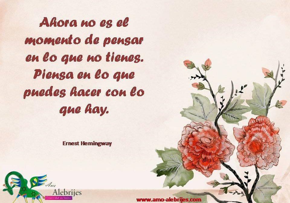 Frases celebres Ernest Hemingway 13