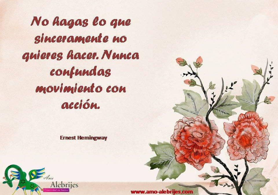 Frases celebres Ernest Hemingway 14