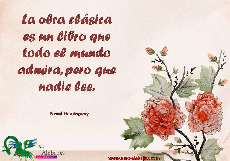 Frases celebres Ernest Hemingway 15