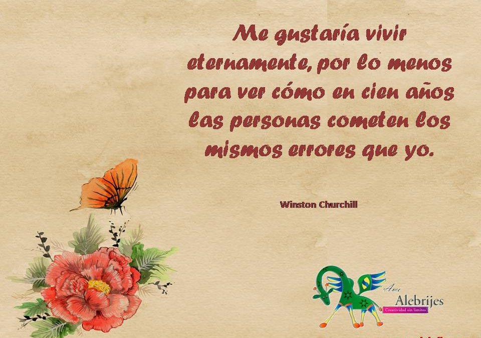 Frases celebres Winston Churchill 23