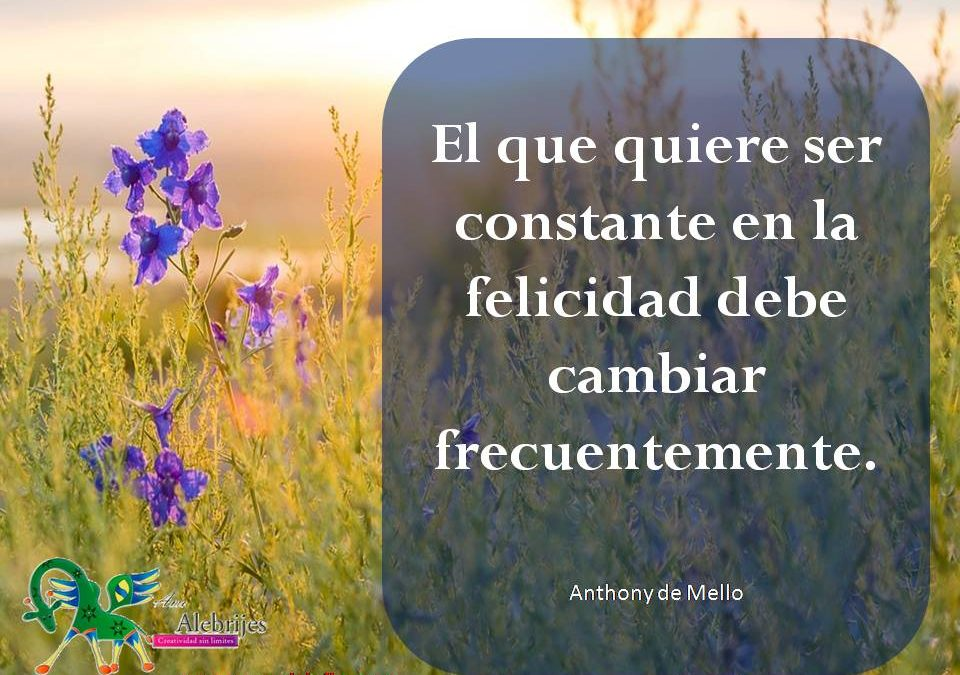 Frases celebres Anthony de Mello 3
