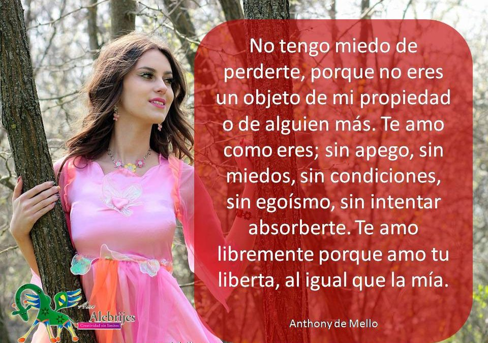 Frases celebres Anthony de Mello 5