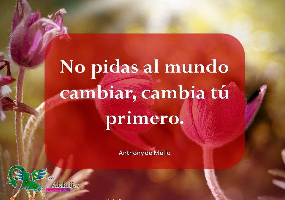 Frases celebres Anthony de Mello 6