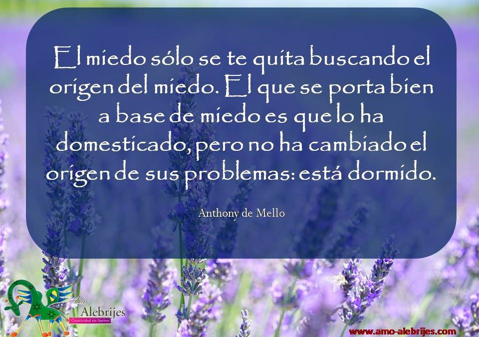 Frases celebres Anthony de Mello 18
