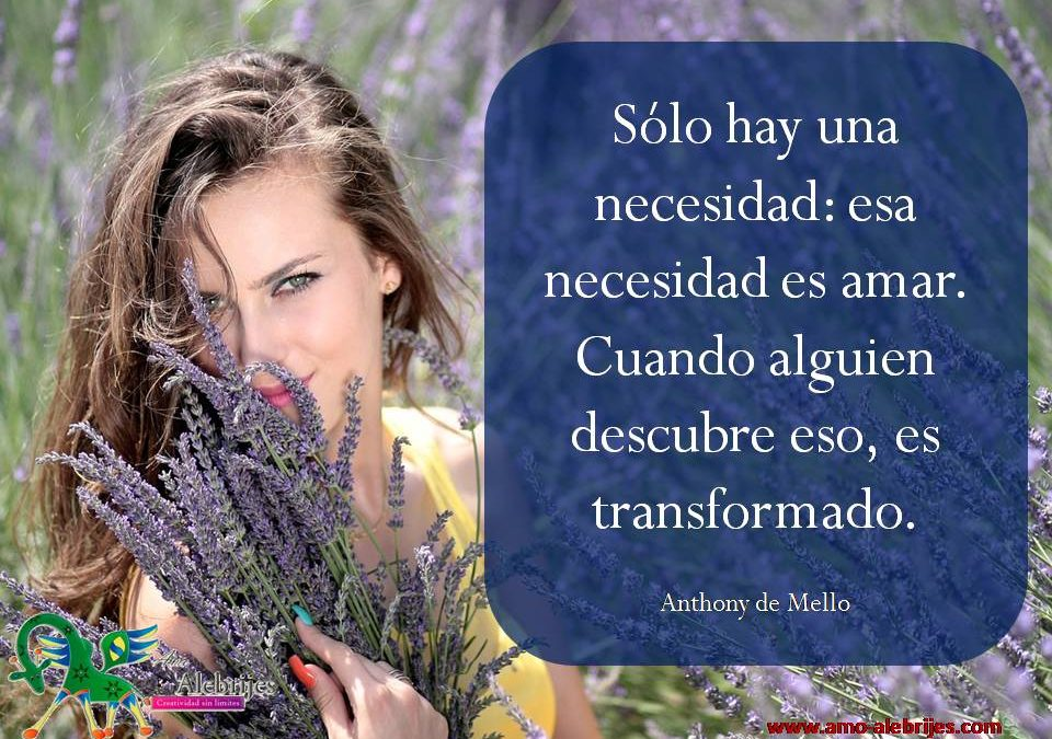 Frases celebres Anthony de Mello 19