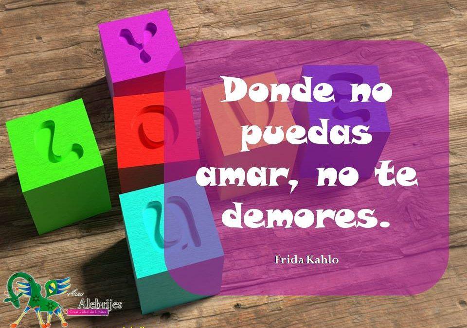 Frases celebres Frida Kahlo 1