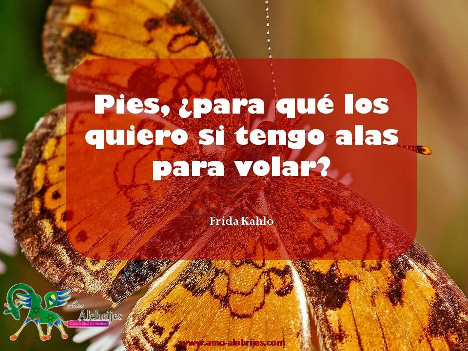 Frases celebres Frida Kahlo 3