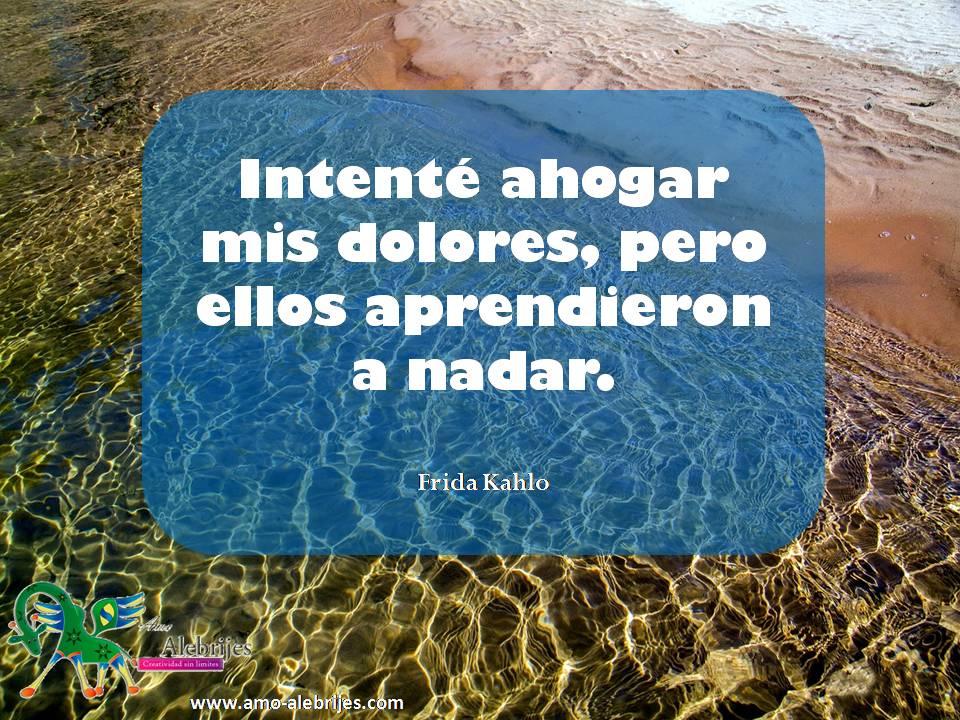 Frases celebres Frida Kahlo 5