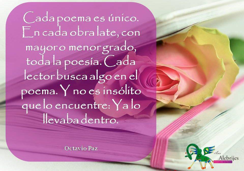Frases celebres Octavio Paz 3