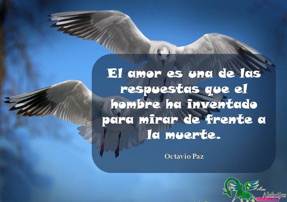 Frases celebres Octavio Paz 7