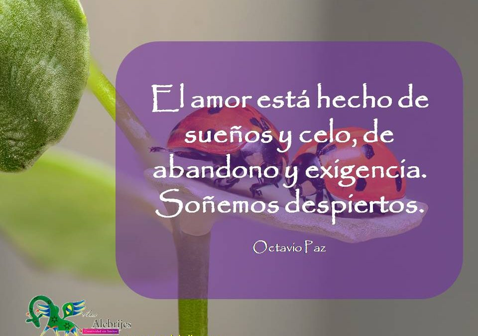 Frases celebres Octavio Paz 8