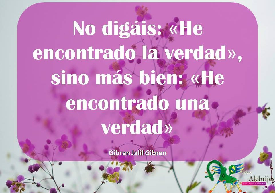 Frases celebres Gibran Jalil Gibran 14